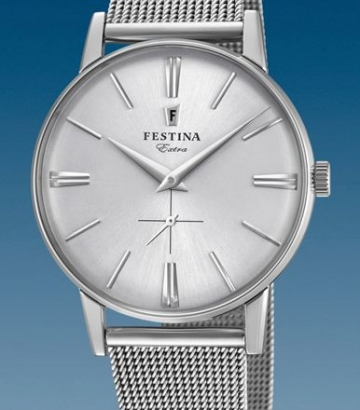 Reloj Festina Caballero Colección Extra 1948 F20252/1