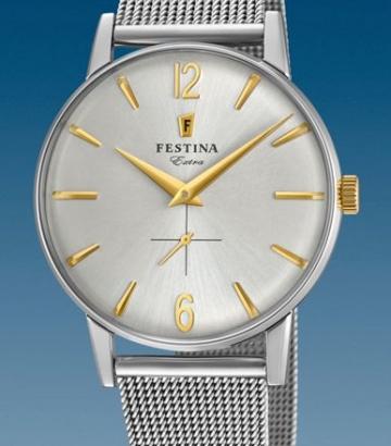 Reloj Festina Caballero Colección Extra 1948 F20252/2