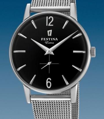 Reloj Festina Caballero Colección Extra 1948 F20252/4