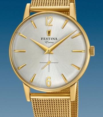 Reloj Festina Caballero Colección Extra 1948 F20253/1