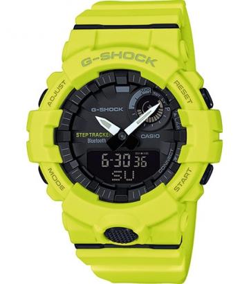 Reloj Casio Bluetooth para Hombre GBA800-9AER