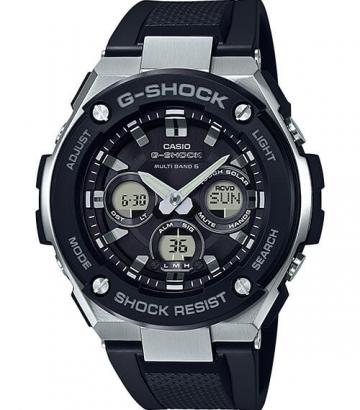 Reloj Casio G-Shock Steel Mid-Size Wave Receptor GST-W300-1AER