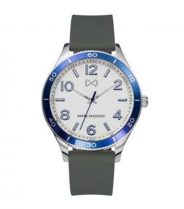 Reloj Acero Y Aluminio Correa Sr Mm
