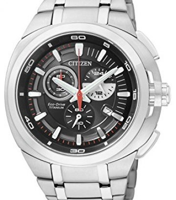 Reloj Citizen Eco drive Titanio AT2021-54E