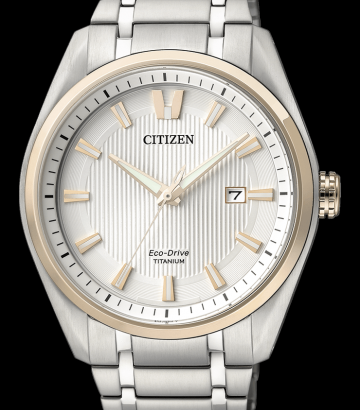 Reloj Citizen Eco Drive Super Titanium AW1244-56A