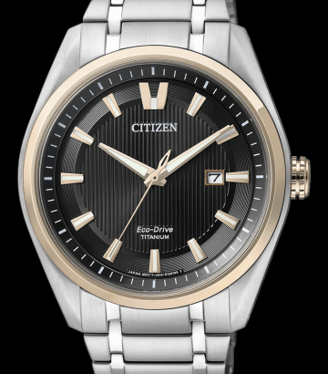 Reloj Citizen Eco Drive Super Titanium AW1244-56E