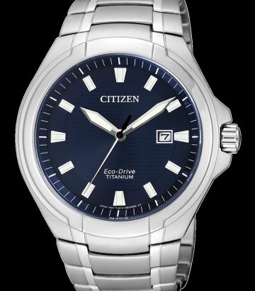 Reloj Citizen Eco Drive Titanio BM7430-89L