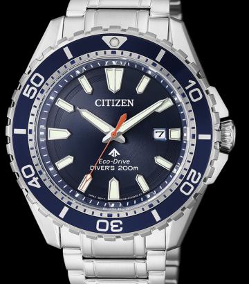 Reloj Citizen Diver Promaster Eco-Drive BN0191-80L