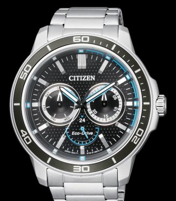 Reloj Citizen Eco-Drive caballero BU2040-56E