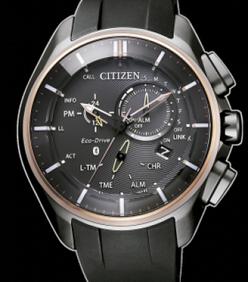 Reloj Citizen Bluetooth Titanium Special 100 Anniversary