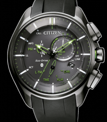 Reloj Citizen Bluetooth Titanium