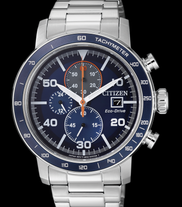 Reloj Citizen Eco-Drive cronógrafo  CA0640-86L