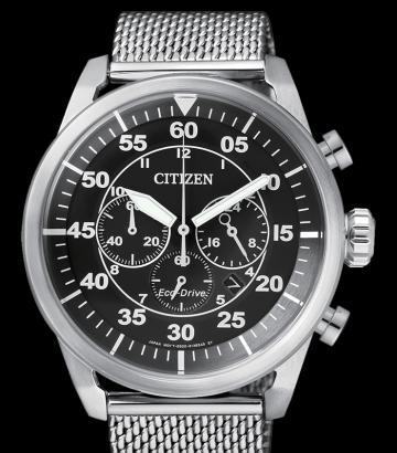 Reloj Citizen Eco-Drive cronógrafo CA4210-59E