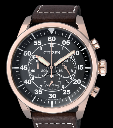 Reloj Citizen Crono Aviator CA4213-00E