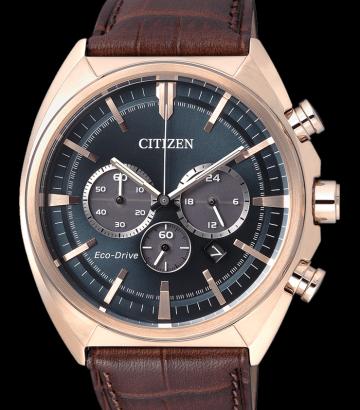 Reloj Citizen Crono Eco-Drive CA4283-04L