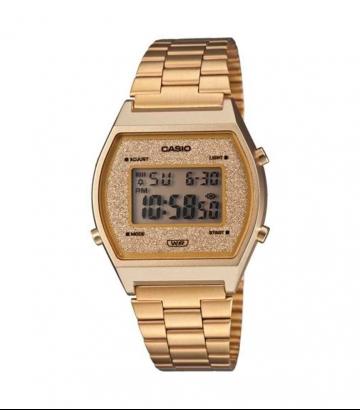 Reloj Casio Vintage Dorado b640wgg-9ef