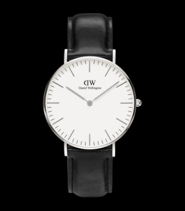 Reloj Daniel Wellington Classic Sheffield 36 mm. Silver