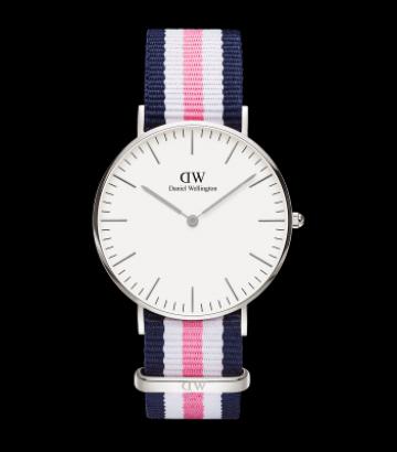 Reloj Daniel Wellington Classic Southampton 36mm. Silver