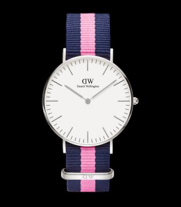 Reloj Daniel Wellington Classic Winchester 36mm. Silver