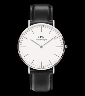 Reloj Daniel Wellington Classic Sheffield 40mm. Silver