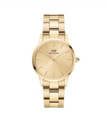Reloj Daniel Wellington Iconic Unitone Oro 28mm.