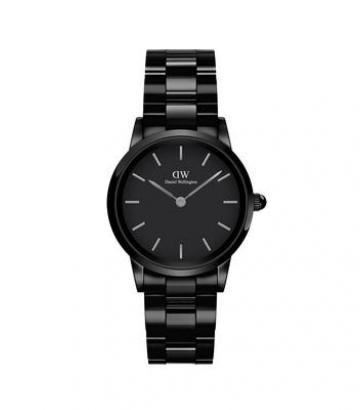 Reloj Daniel Wellington Ceramic 28 mm. Negro