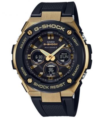 Reloj Casio G-Shock Steel Mid-Size Wave Receptor GST-W300G-1A9ER